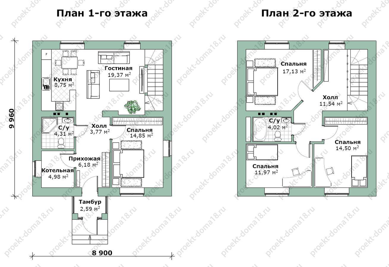 Проект Л-02-14 план