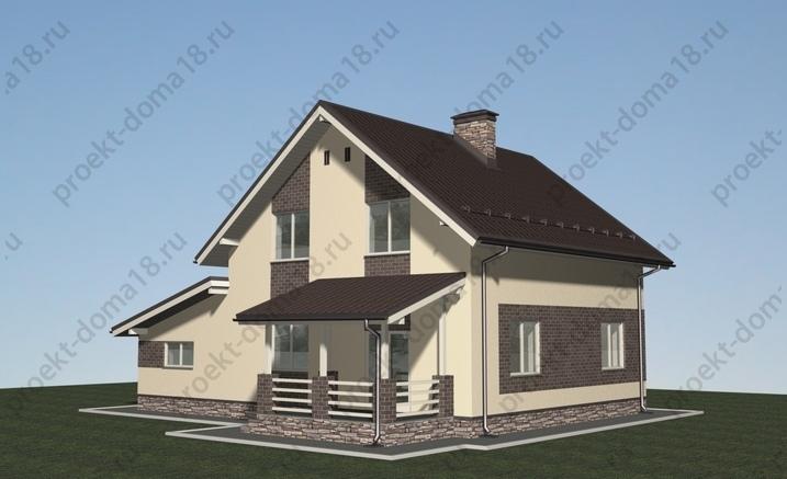 Проект Л-02-17 фасад