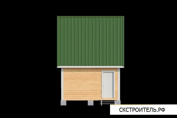 Эконом 35м фасад