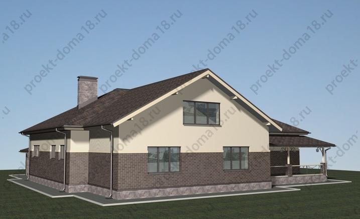 Проект Н-07-18 фасад