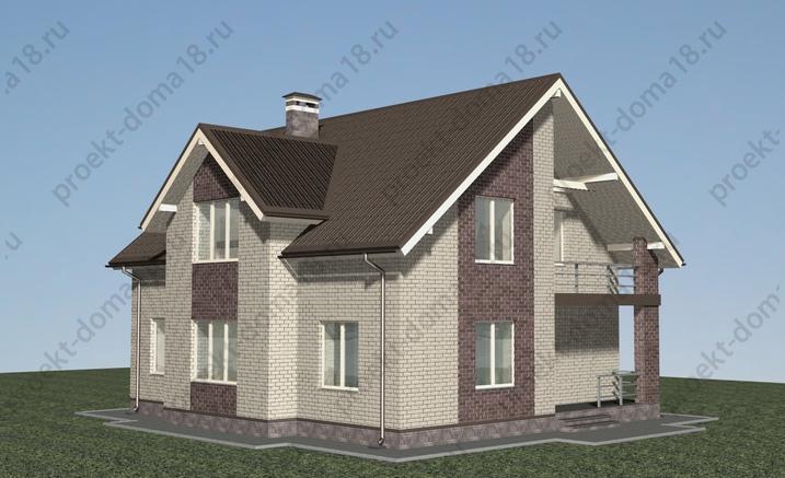 Проект Н-09-15 фасад