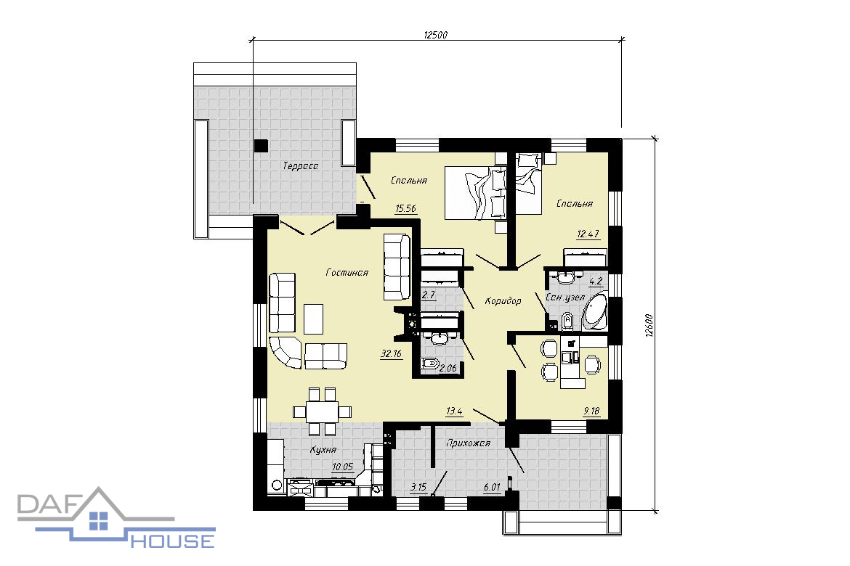 Проект A1683 план