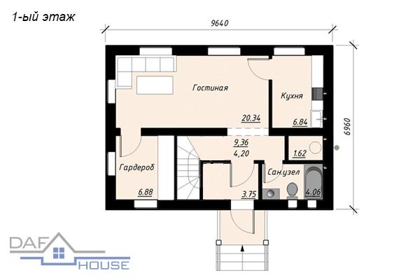 Проект В1032 план