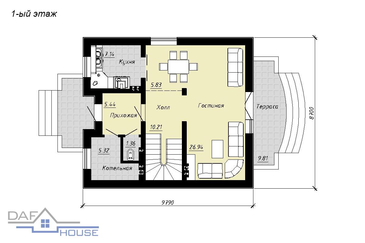 Проект B2823 план