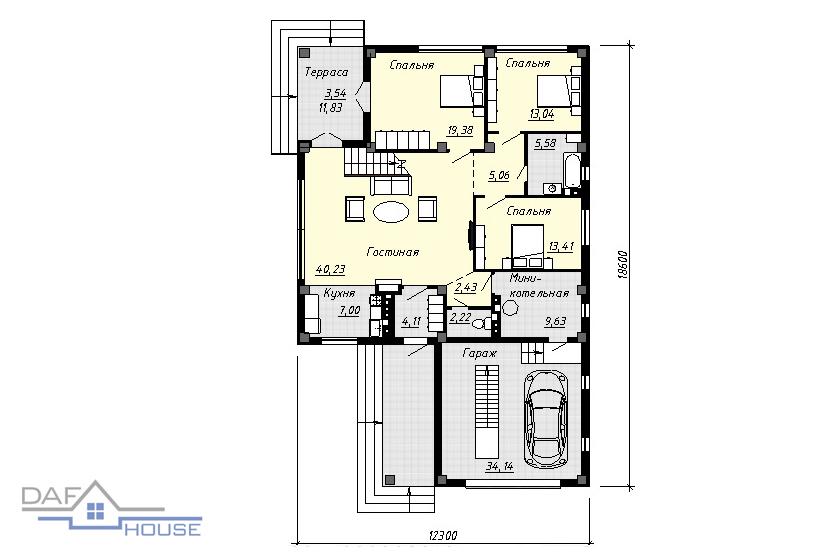 Проект A1424 план