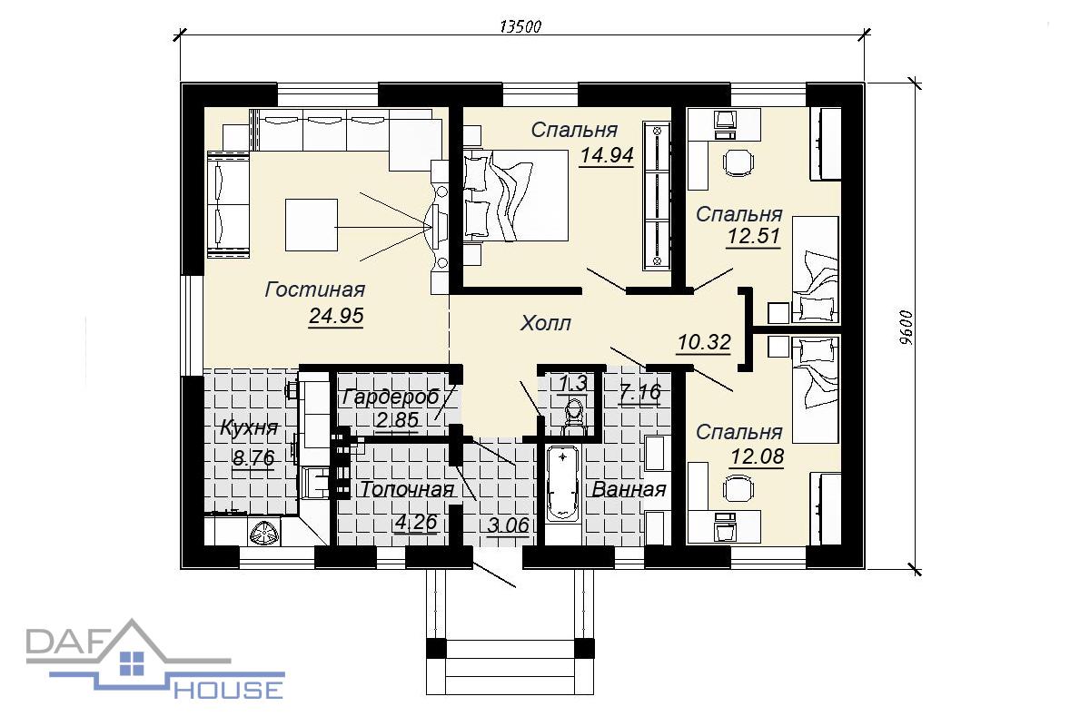 Проект A0882 план
