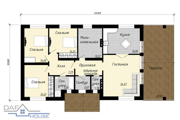 Проект А2723 план