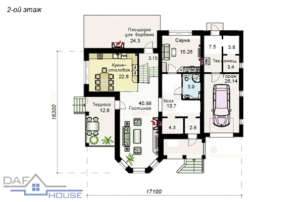 Проект С2375 план