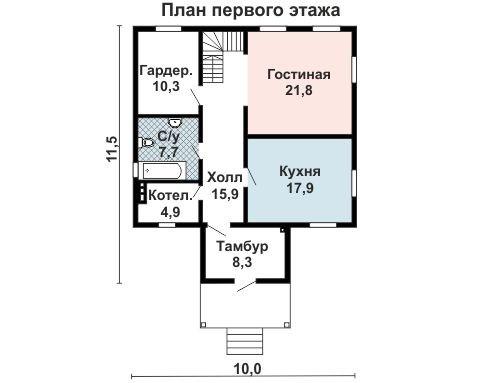 AS-2228 план