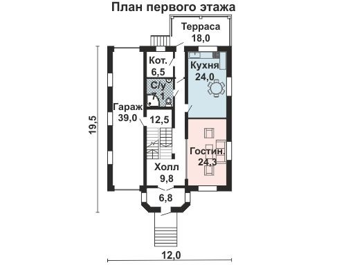 AS-2230 план