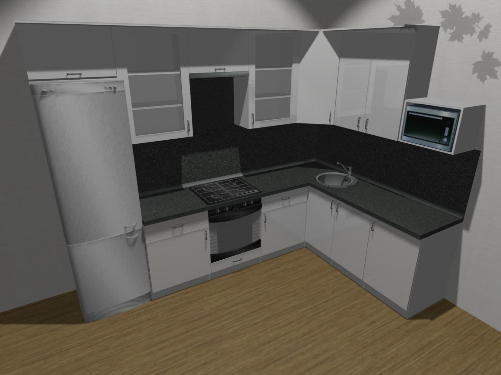 Как правильно расположить технику на кухне