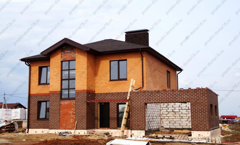 Проект Н-09-19 фасад