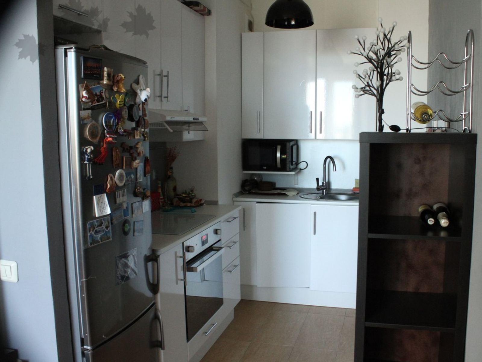 Как сделать кухню уютной?