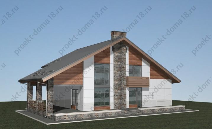 Проект Н-09-20 фасад
