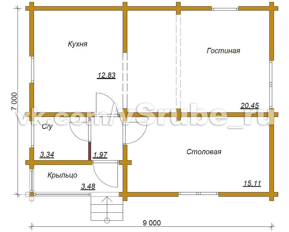 Проект Д-023 план