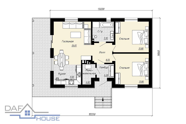 Проект A1073 план