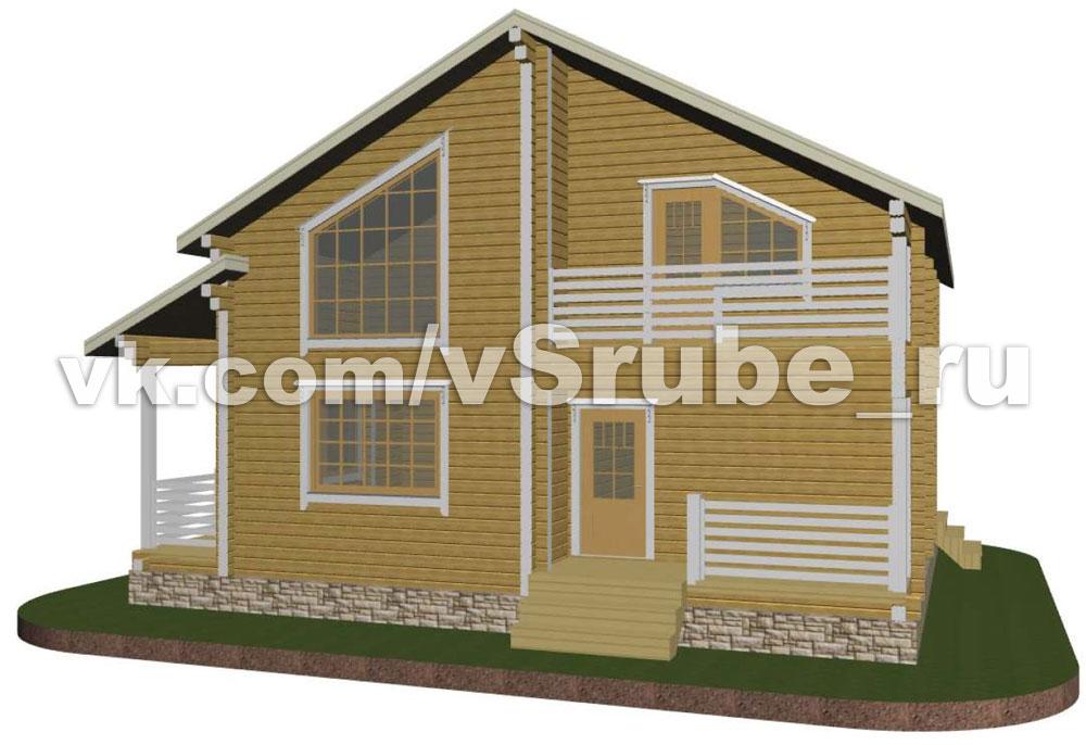 Проект Д-029 фасад