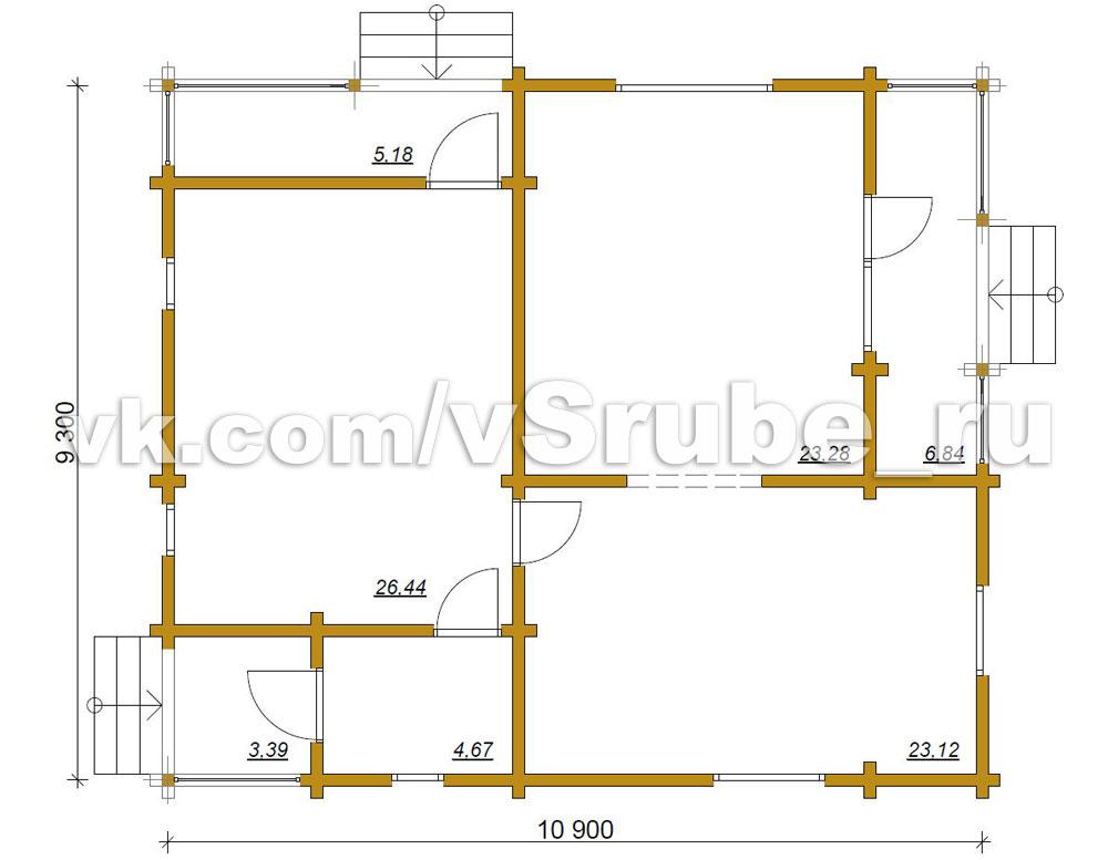 Проект Д-029 план