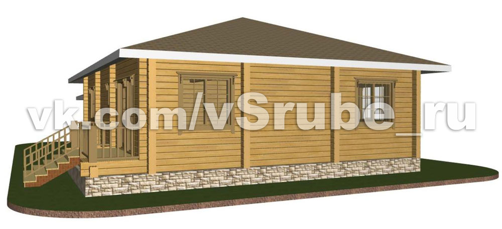 Проект Д-038 фасад
