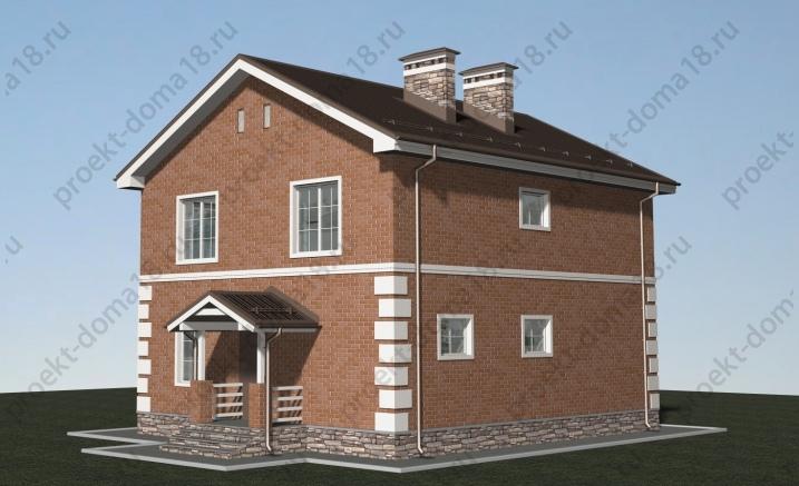 Проект Л-02-19 фасад