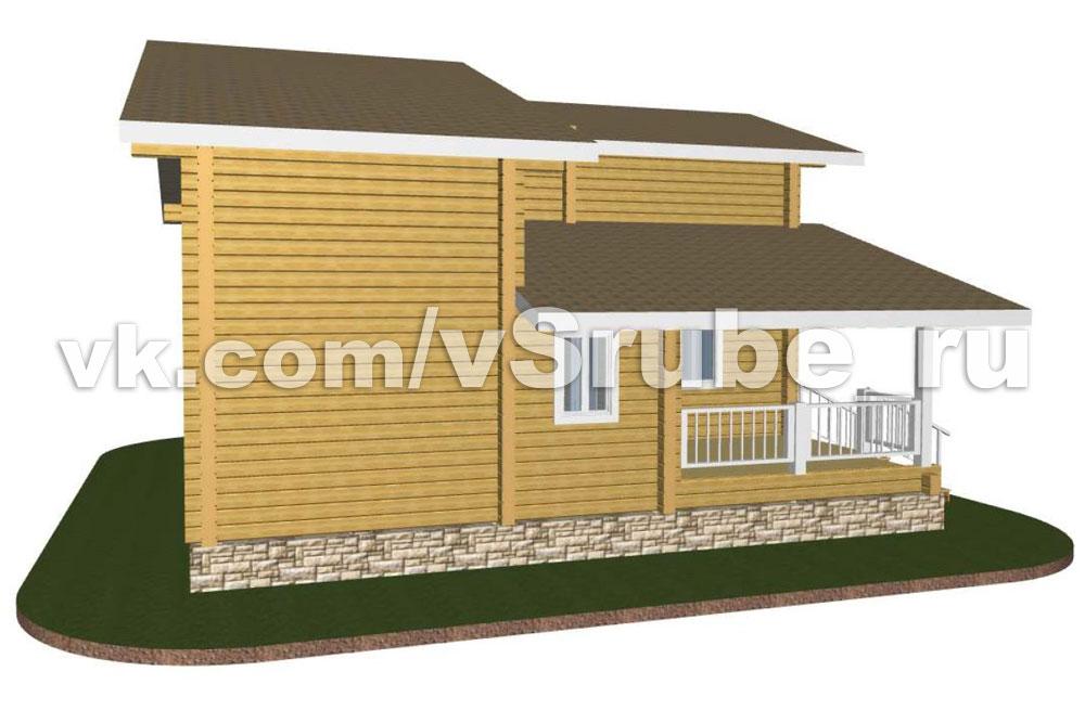 Проект Д-045 фасад