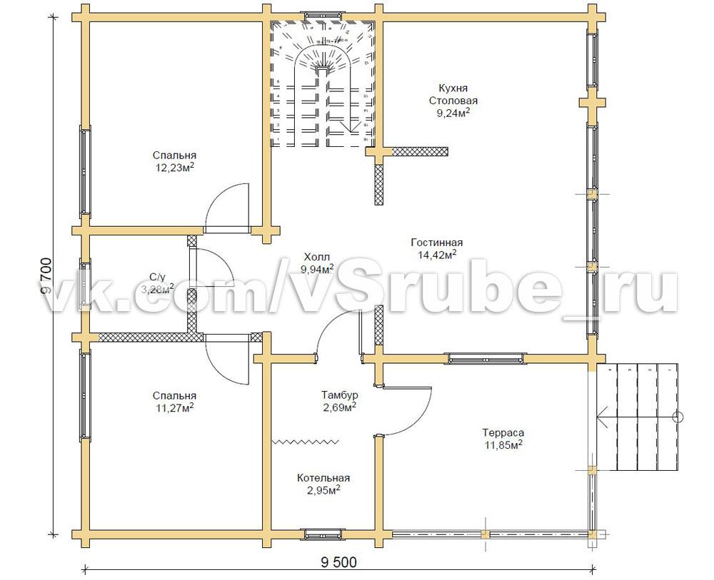 Проект Д-045 план