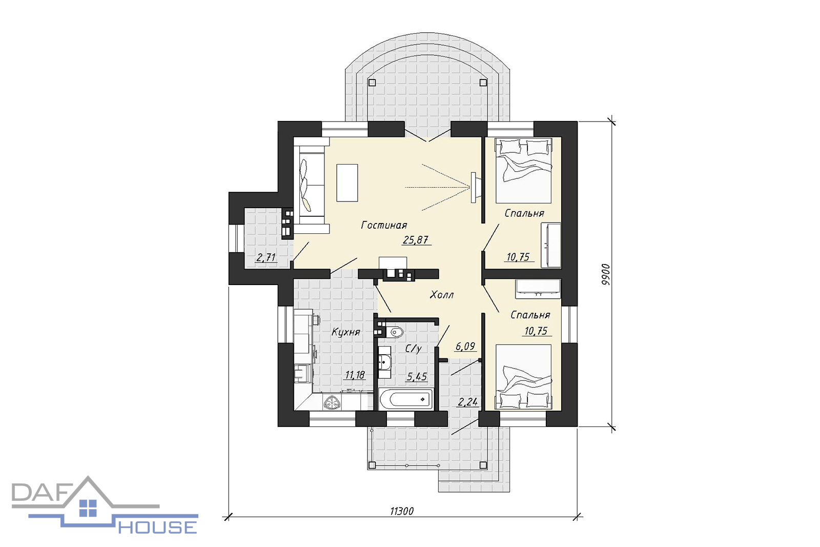 Проект А1642 план