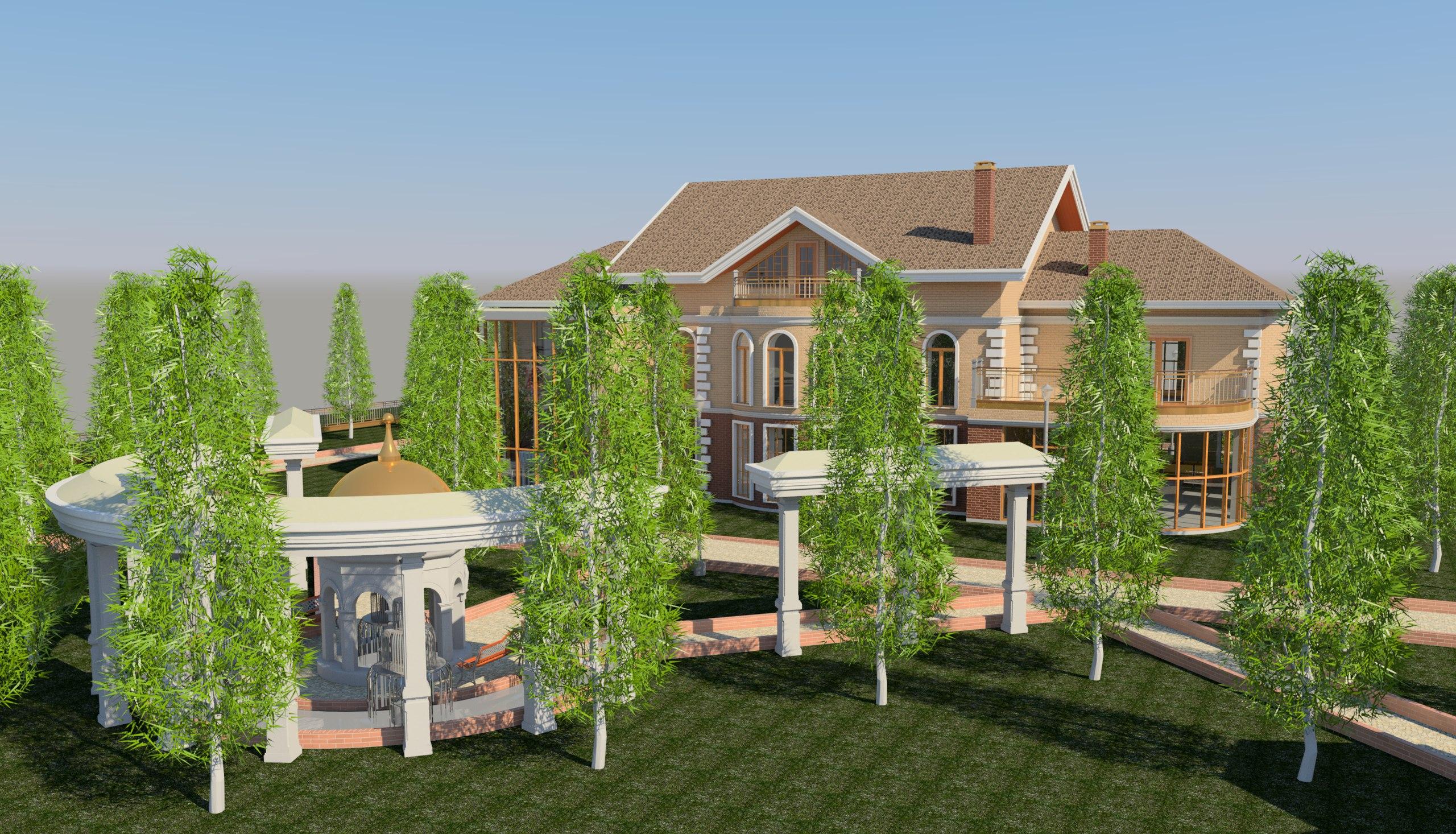 Дом, который всегда хотел - это возможно!