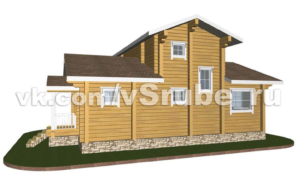 Проект Д-047 фасад