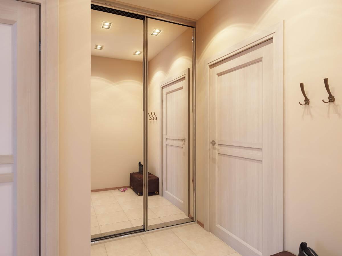 Дизайн коридора в однокомнатной хрущевке