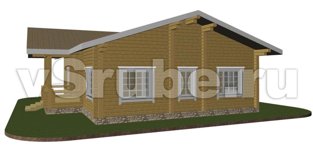 Проект Д-049 фасад