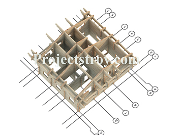 Состав проектной документации на деревянный дом