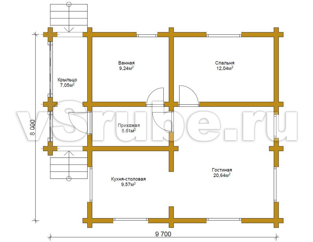 Проект Д-052 план
