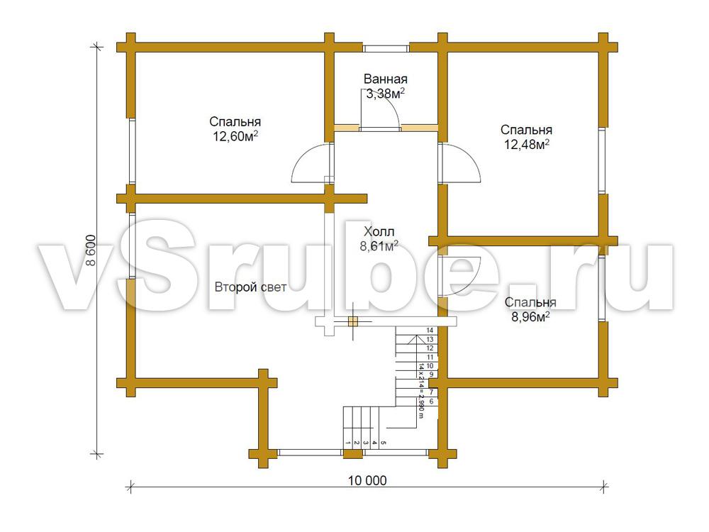 Проект Д-054 план