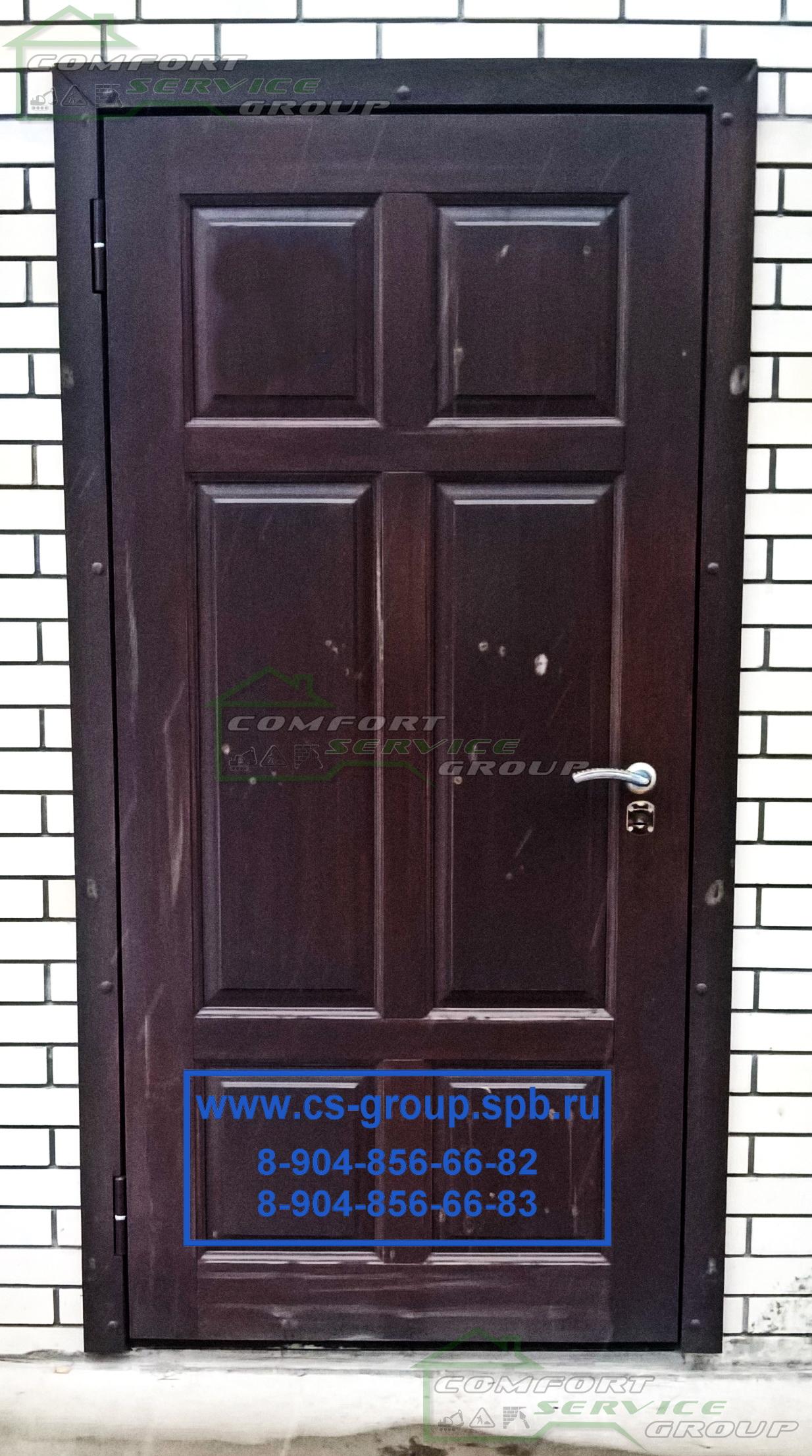 Входные двери для Вашей безопасности и комфорта