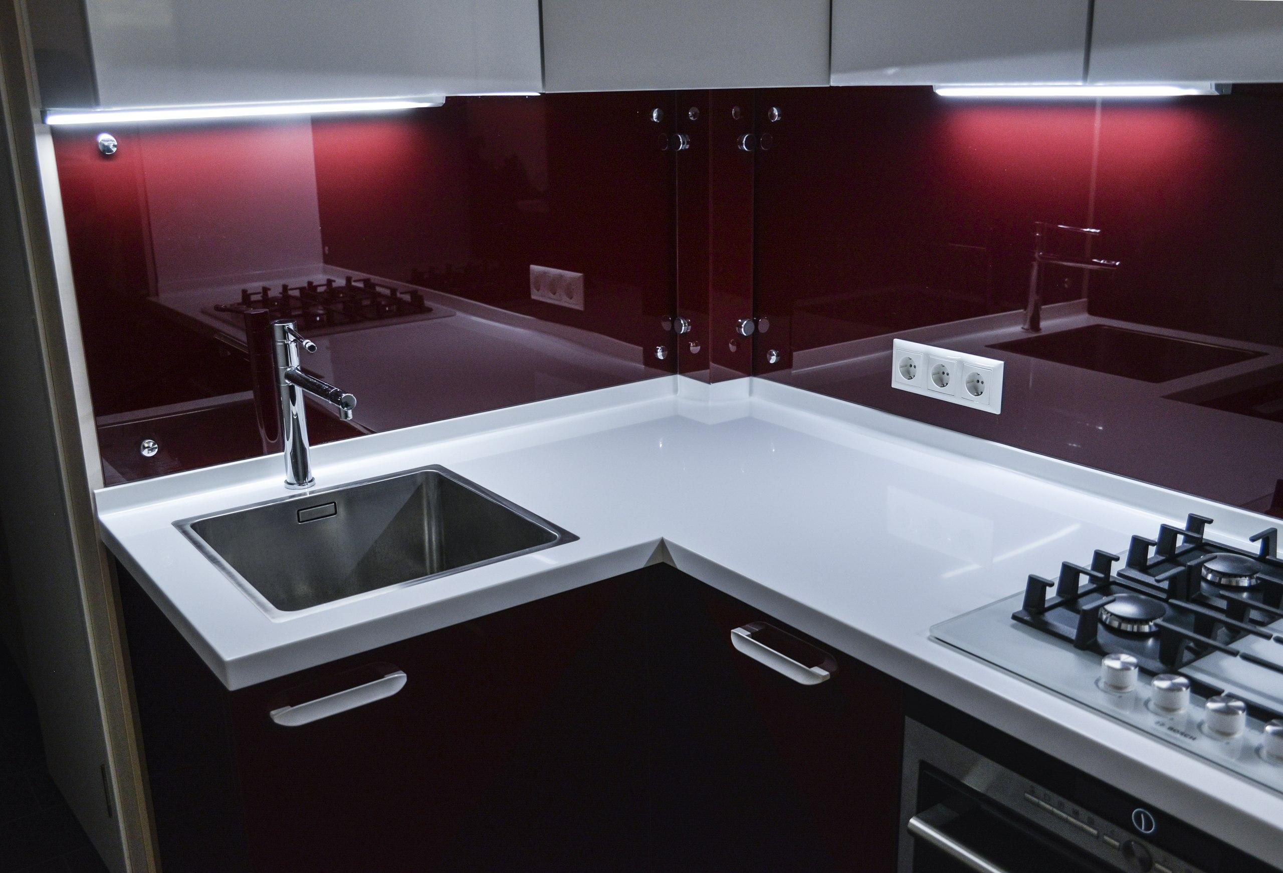 Колоритность кухонного интерьера