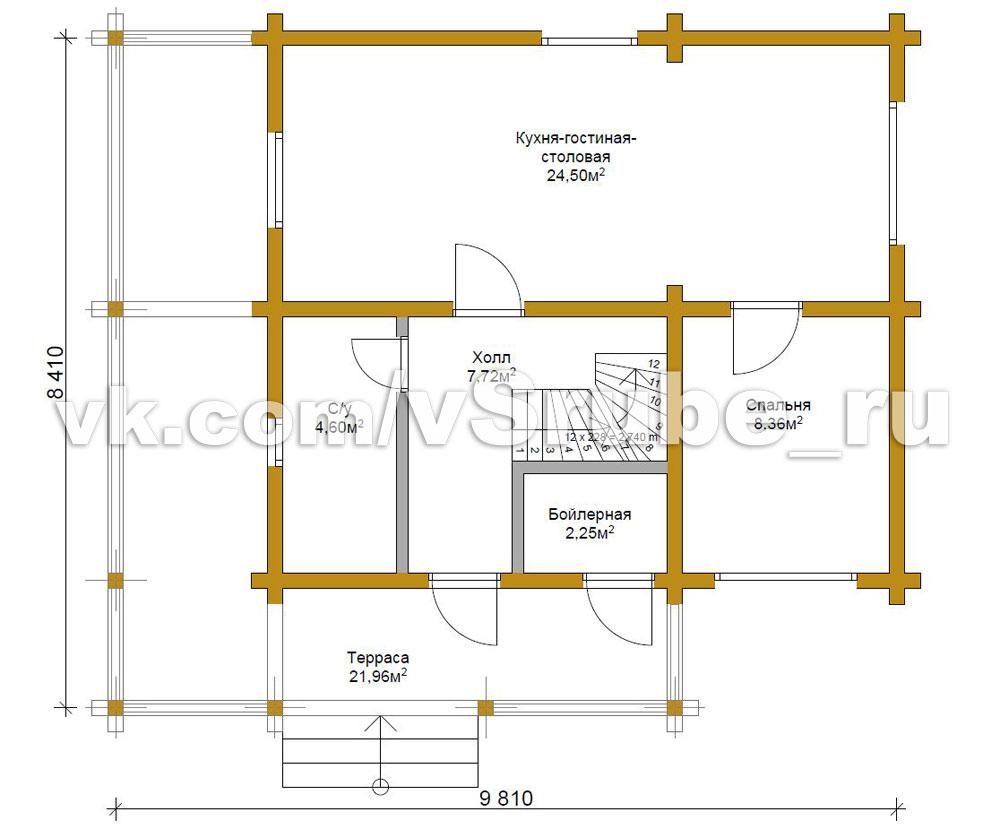 Проект Д-055 план