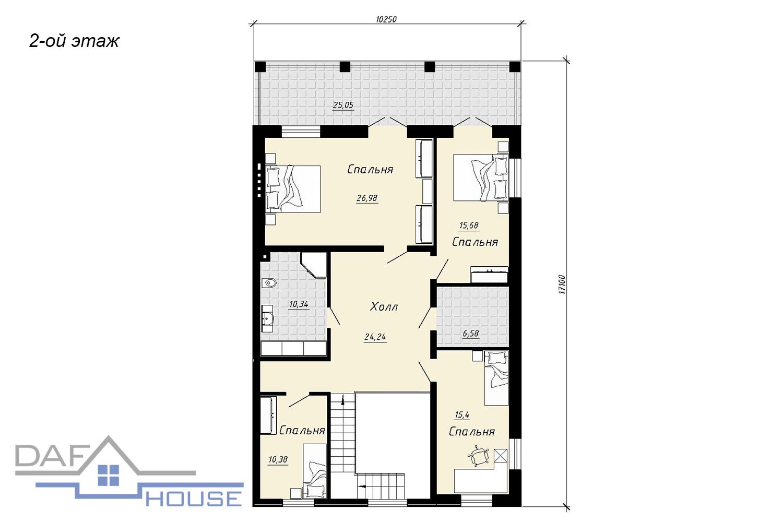 Проект С1695 план