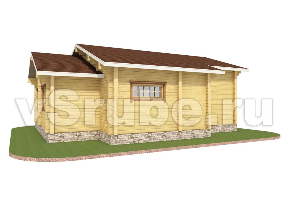 Проект Д-005 фасад