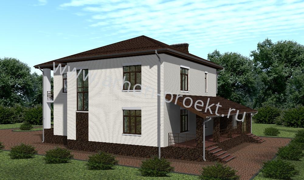 Проект 23.16 фасад