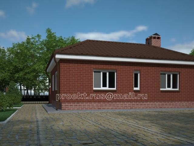 Жилой дом   фасад