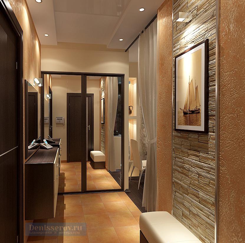 Дизайн коридора 4 кв в квартире