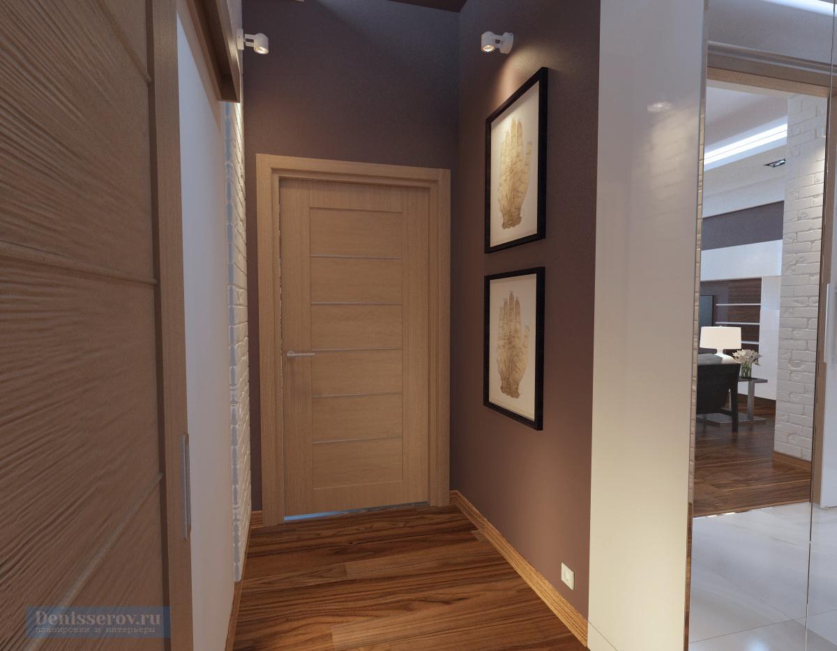 Ремонт коридора 4 кв м
