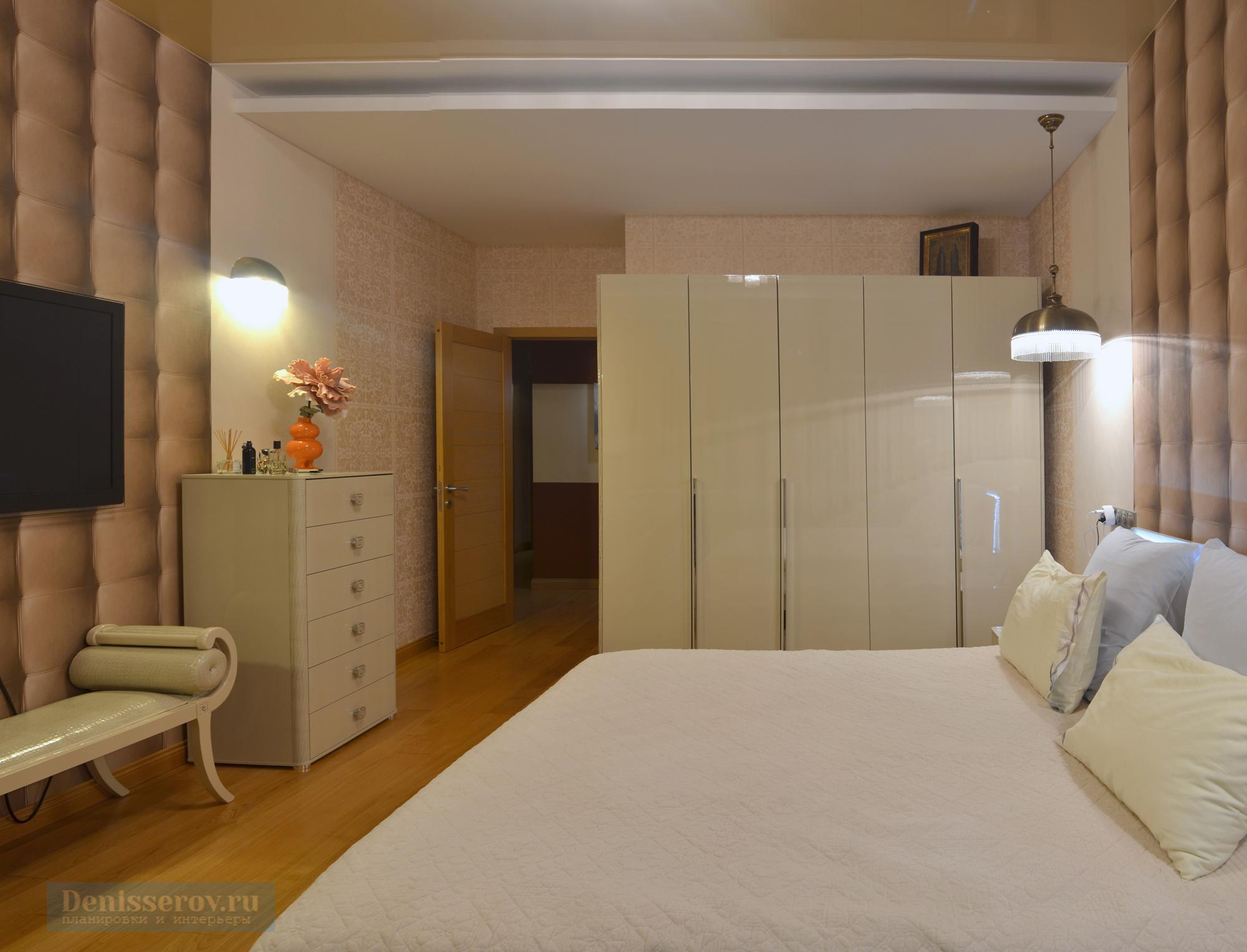 Дизайн спальни 20 квм современный