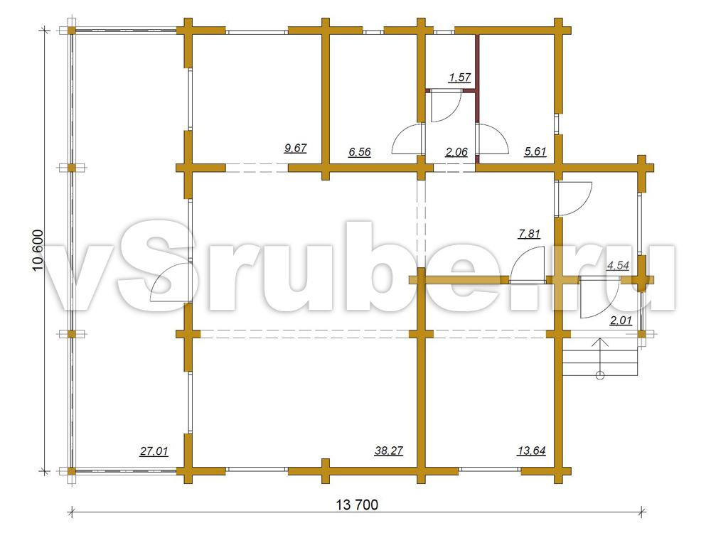Проект Д-013 план