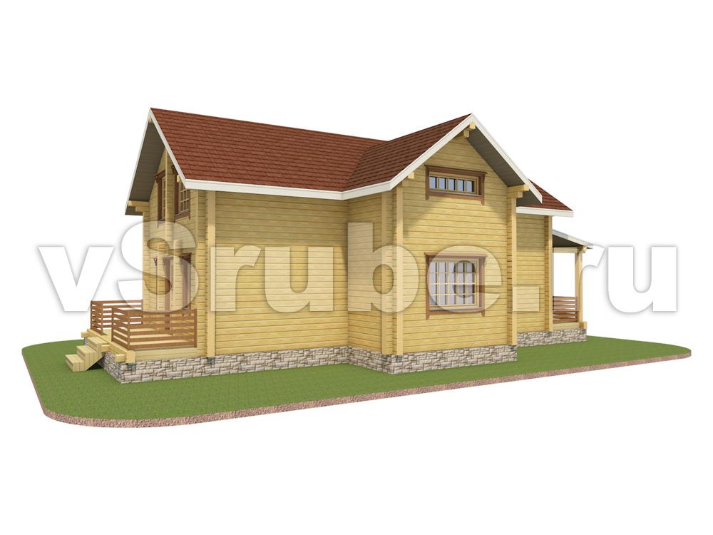Проект Д-021 фасад