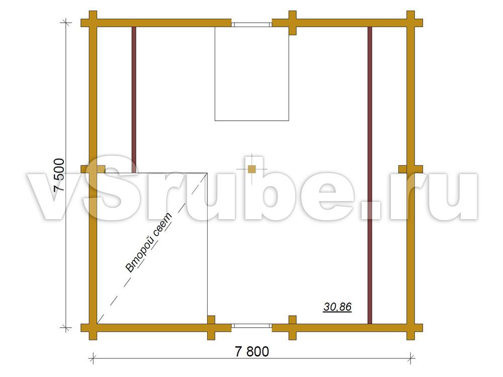Проект Д-022 план