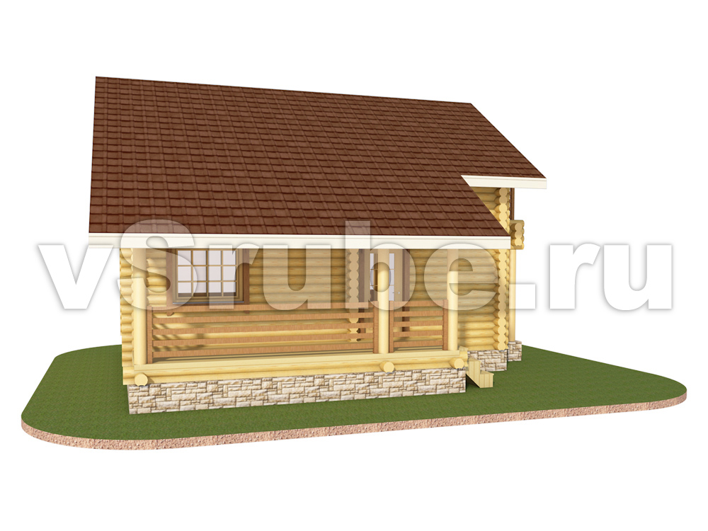 Проект Д-025 фасад