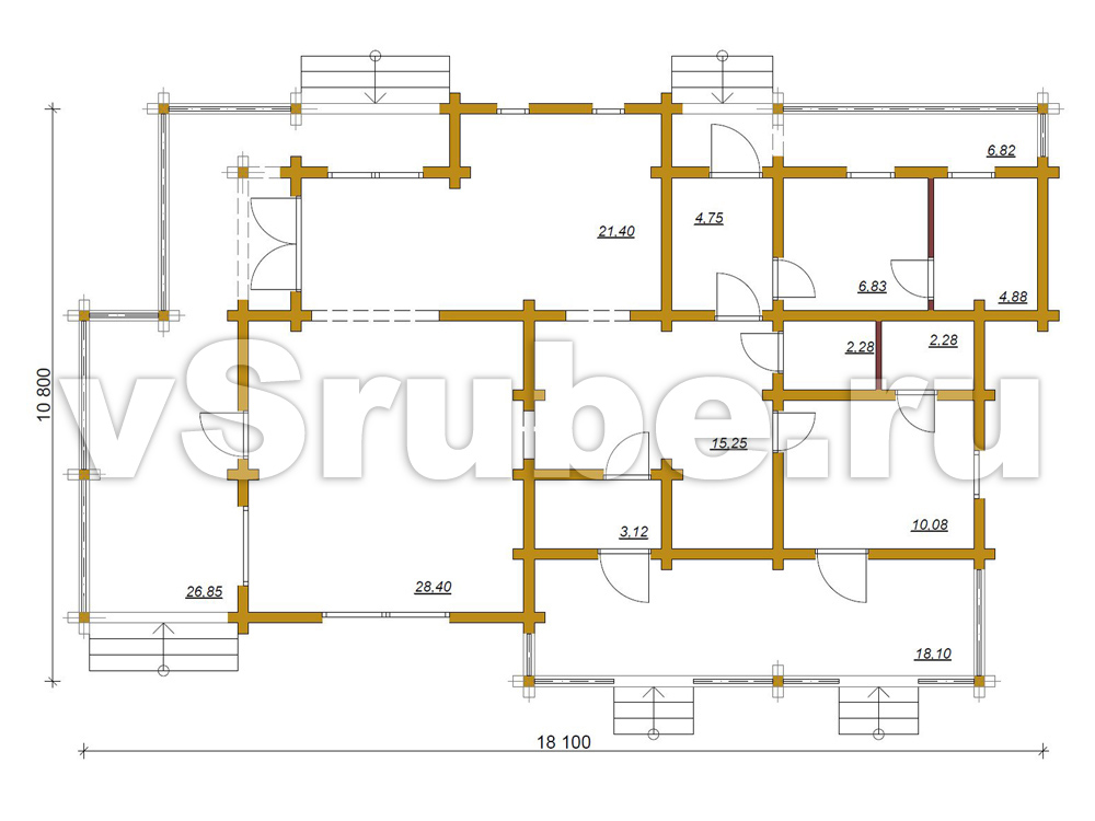 Проект Д-026 план