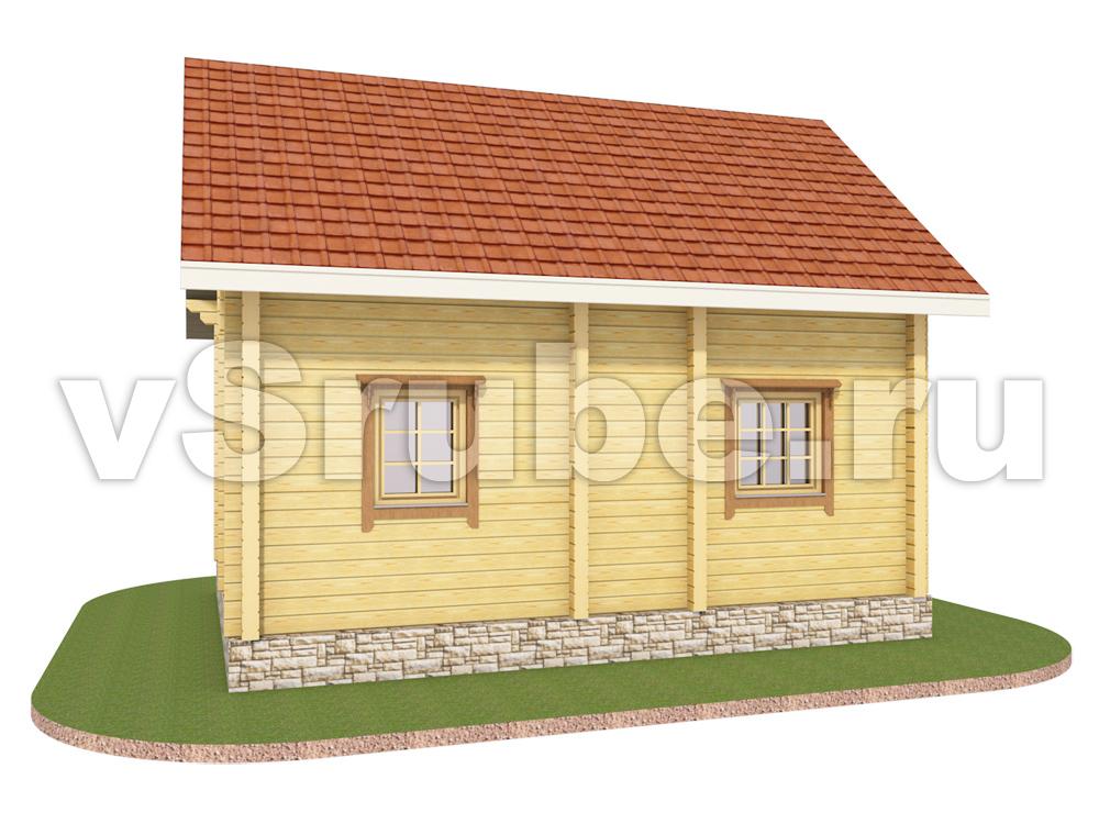 Проект Д-027 фасад